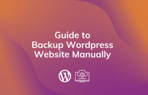 Read More About The Article How To Backup Wordpress Website Manually (No Plugin), And Restore?